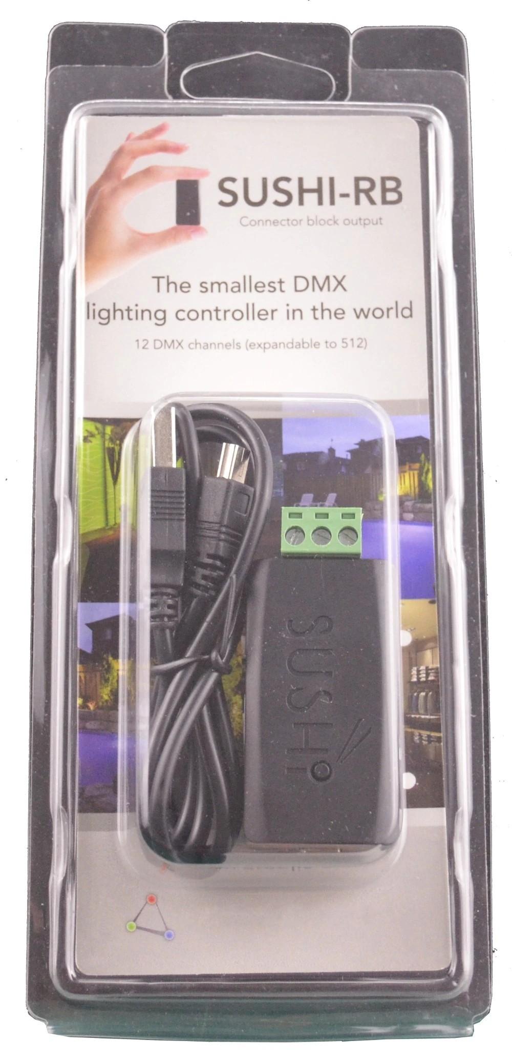 DMX_Controller_PC_Satge_Lighting_Controller_1