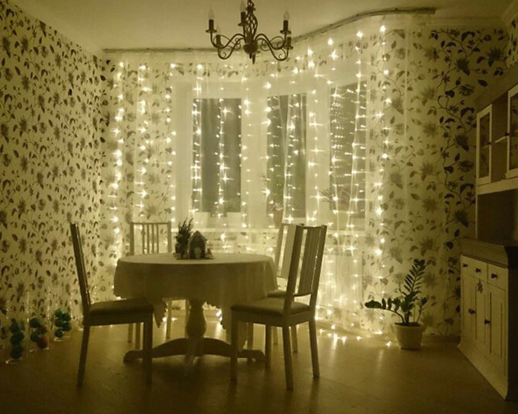 Holiday_Party_Lights_LED_Curtain_Lights_3M_4
