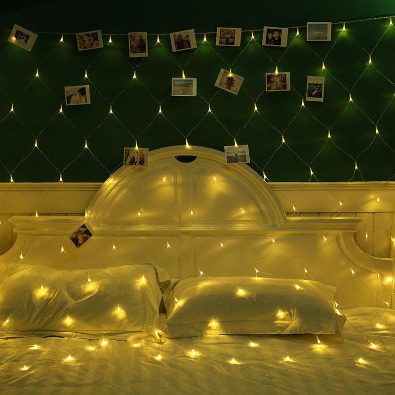 Holiday_Party_Lights_LED_Net_Light_String_Light_5