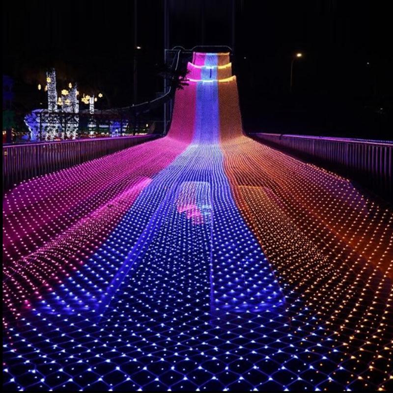 Holiday_Party_Lights_LED_Net_Light_String_Light_7
