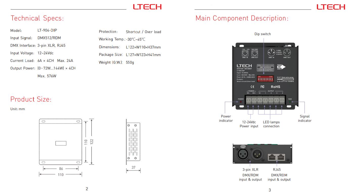 Ltech_LT_904_DIP_DMX512_Master_Controller_2